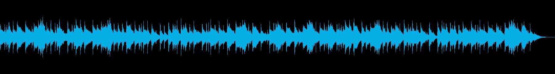 童謡紅葉を琴でより和風にの再生済みの波形