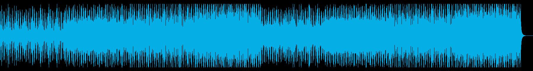 自然のなかで聴きたい(生命の芽吹き)の再生済みの波形