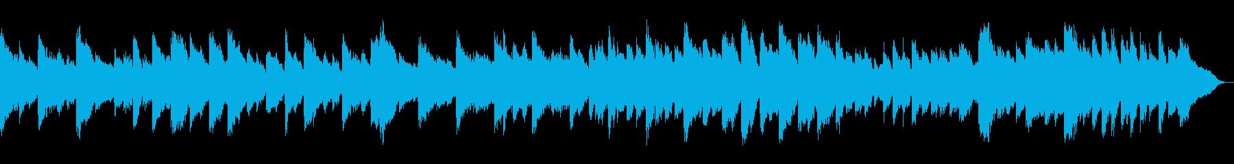 心が安らぐ有名クラシック lofiピアノの再生済みの波形