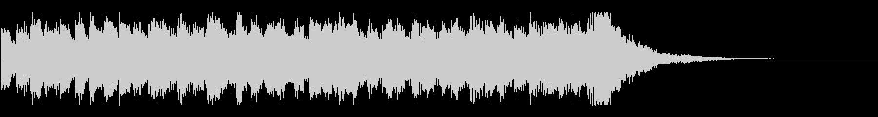 KANT電車発車音系メロディ1の未再生の波形