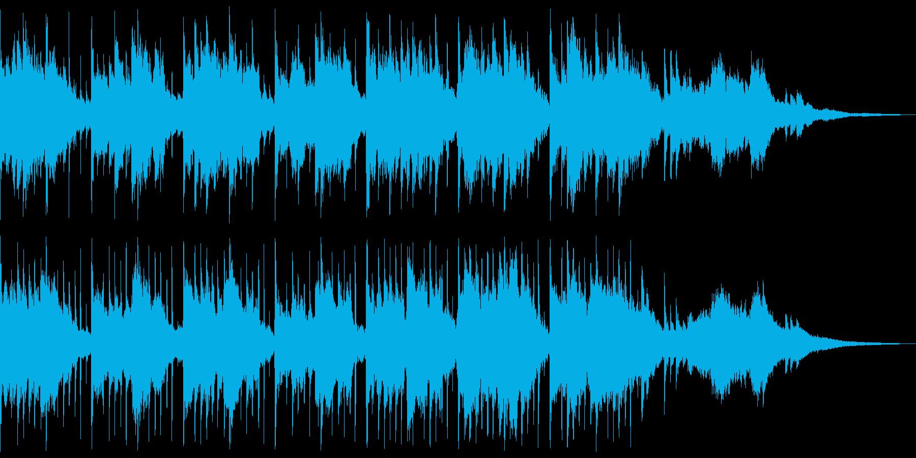 ソフトなヒンドゥー教の打楽器の絶妙...の再生済みの波形