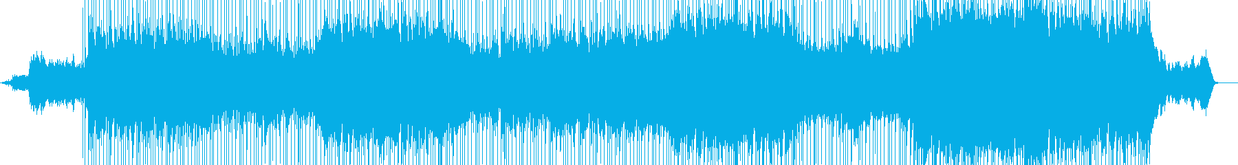 ポップ。メロディック。エネルギー。岩。の再生済みの波形