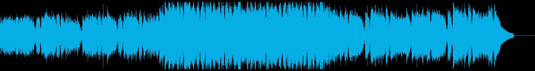 大人な夏のアバンチュール・オープニングの再生済みの波形