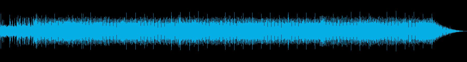 ちょっと切ない爽やか電子音楽_Aメロなしの再生済みの波形