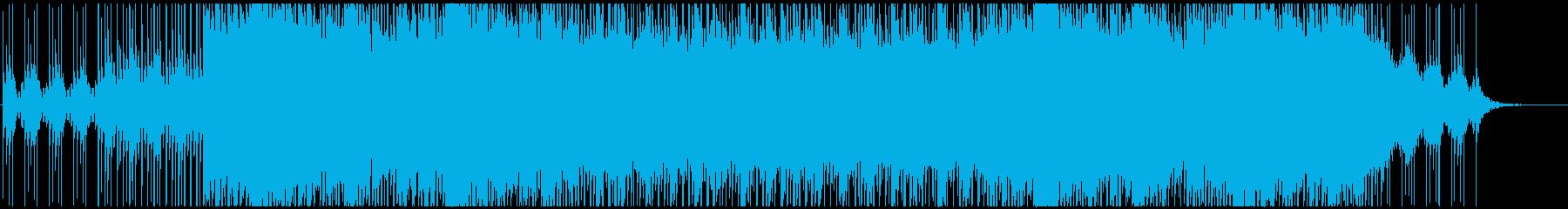 Bright IIの再生済みの波形
