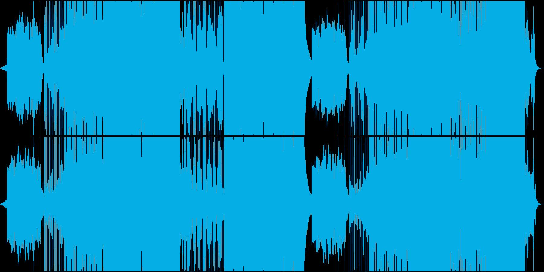 切ないスロー和風Future Popの再生済みの波形