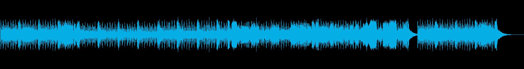 ストリングス感動バラード♪企業VP/CMの再生済みの波形