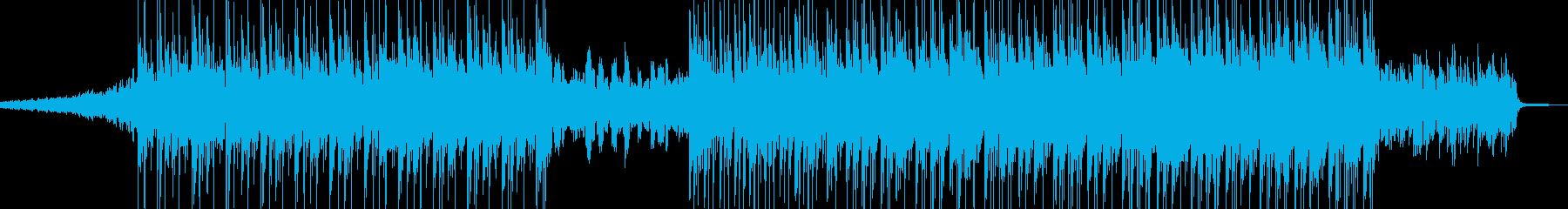 電脳・近未来・エレクトロギターポップ Aの再生済みの波形
