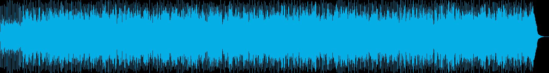 イベント等の退場曲に使えそうなスカビートの再生済みの波形