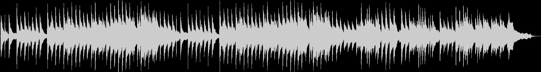 結婚式で使える優雅なピアノ・ソロの未再生の波形