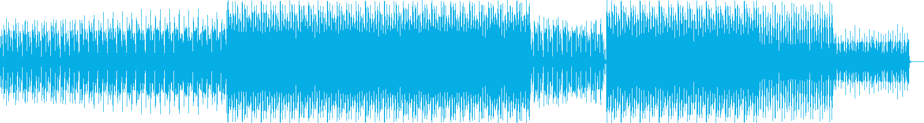 テンションビルダー。クレイジーハッ...の再生済みの波形