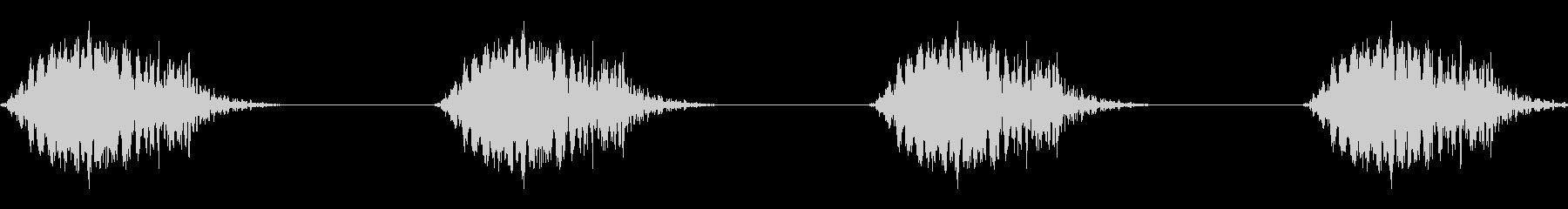 ブラックレイヴン:フォーコールズ、...の未再生の波形