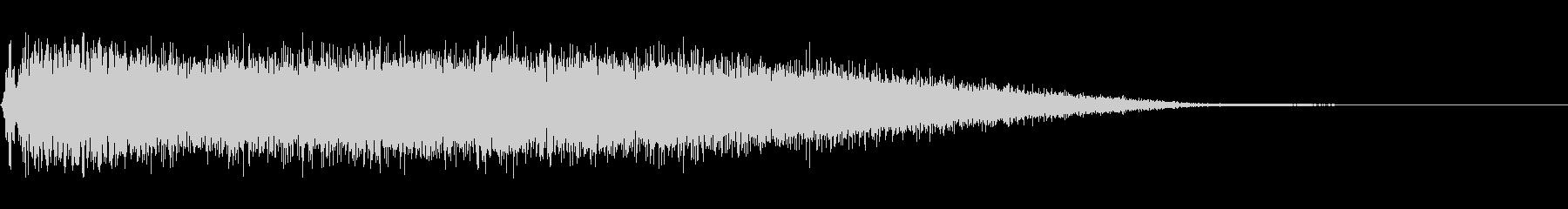 イベント用SE.01の未再生の波形