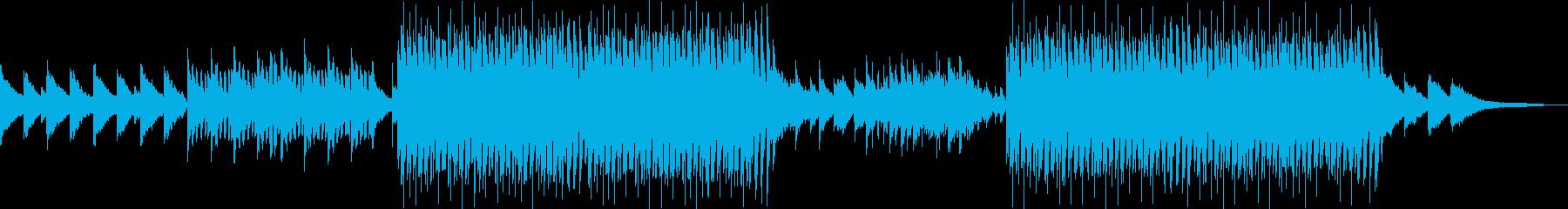 ★エモいエレクトロ POP (お洒落)の再生済みの波形