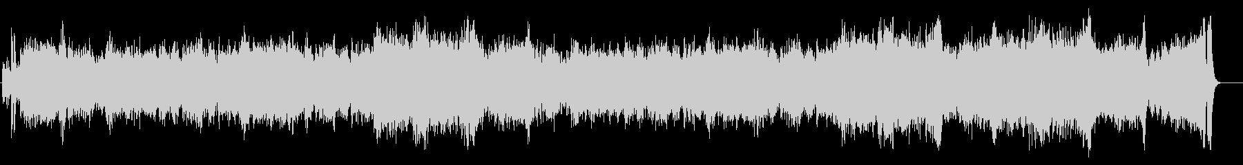 壮大な映画風オーケストラ(フルサイズ)の未再生の波形