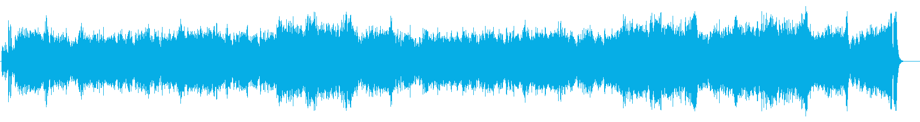 壮大な映画風オーケストラ(フルサイズ)の再生済みの波形