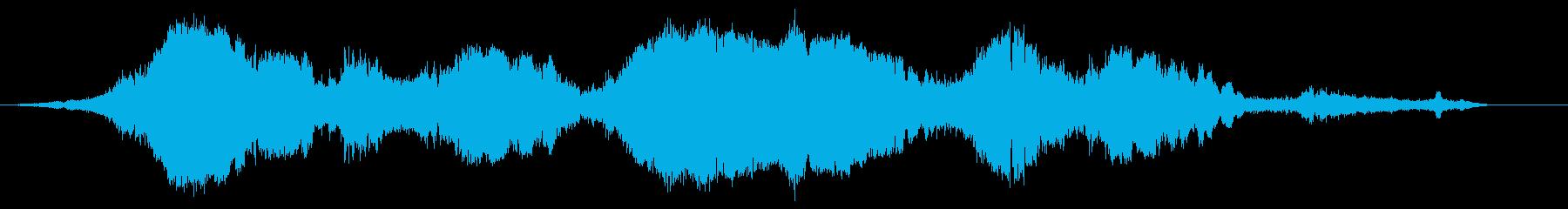 プロスポーツカー; By(8 Ca...の再生済みの波形