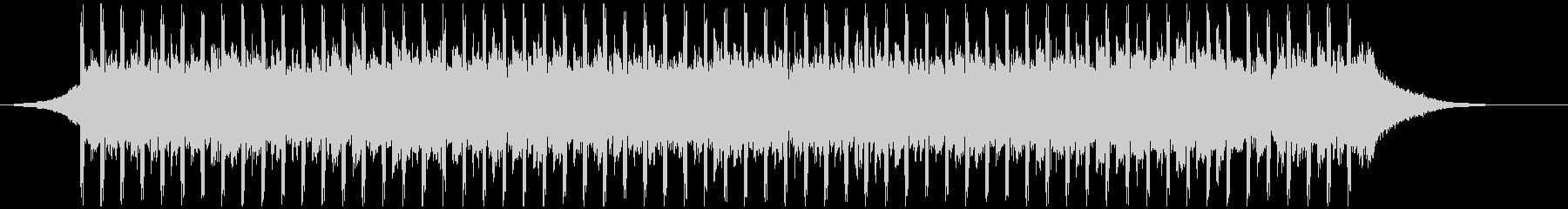 アップビートコーポレート(30秒)の未再生の波形