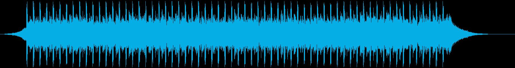 アップビートコーポレート(30秒)の再生済みの波形