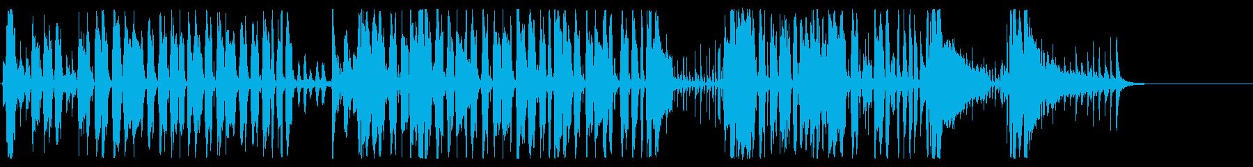 遊び心のあるコメディ楽器。 T.V...の再生済みの波形