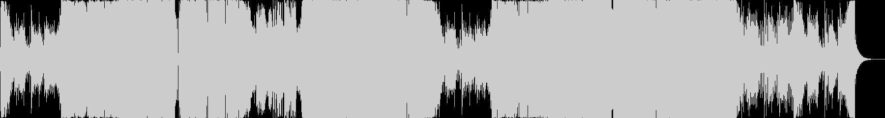 切ない kawaii Electricの未再生の波形