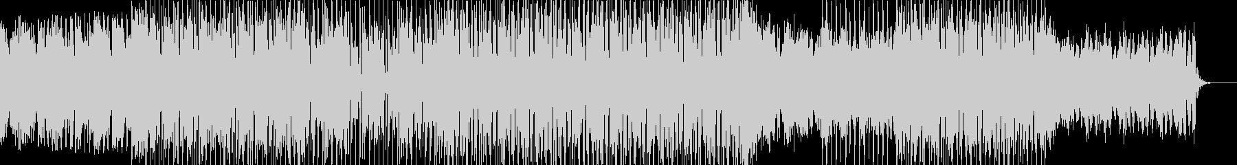 Lo-fi Technoの未再生の波形