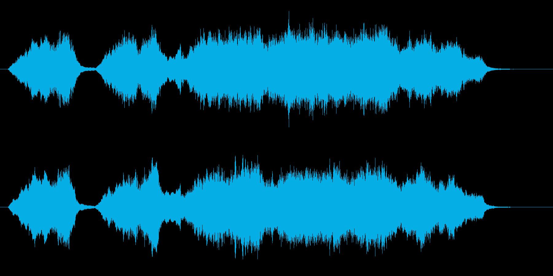 イントロダクション:壮大の再生済みの波形