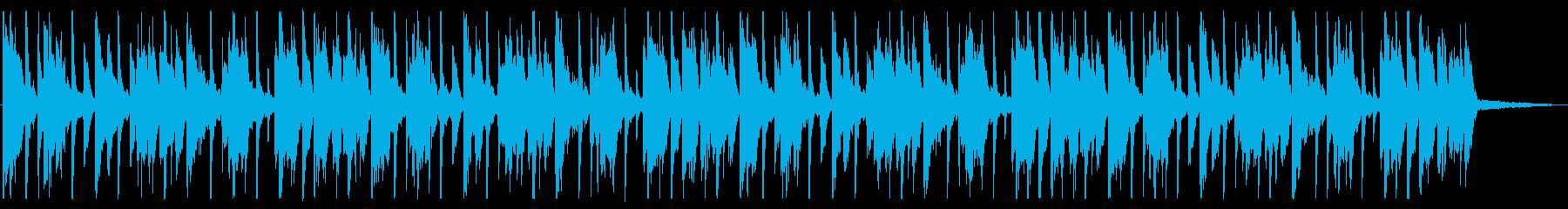 都会/ヒップホップ_No453_4の再生済みの波形