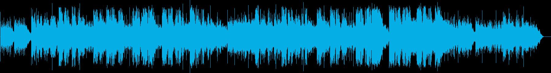 英語洋楽: 切ない傷心バラード&ピアノの再生済みの波形