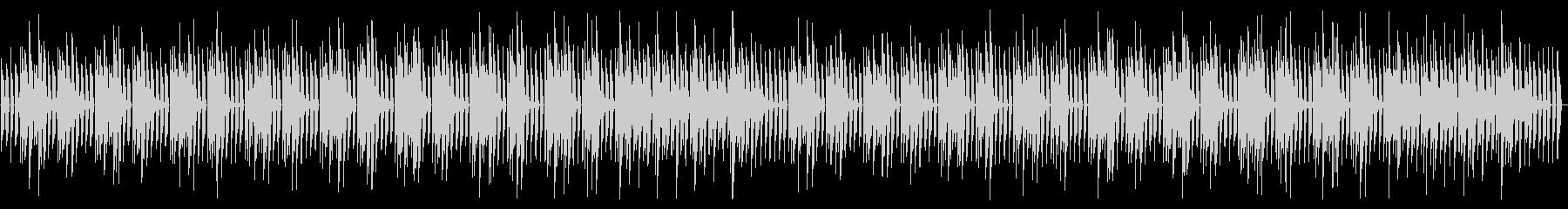 YouTube アコギソロ・シンプルの未再生の波形