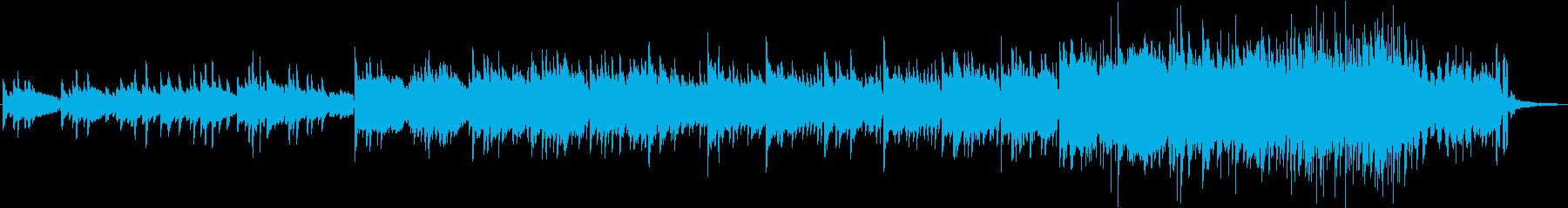 動画 技術的な 感情的 希望的 ハ...の再生済みの波形