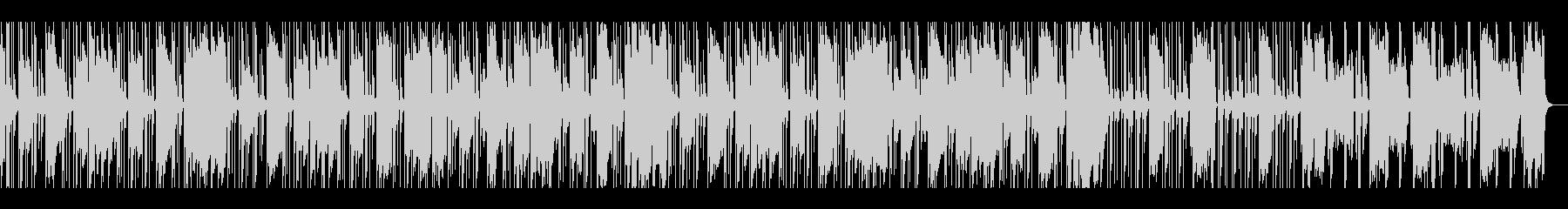 まぬけ・ずっこけ・ドジ・なシーンのBGMの未再生の波形