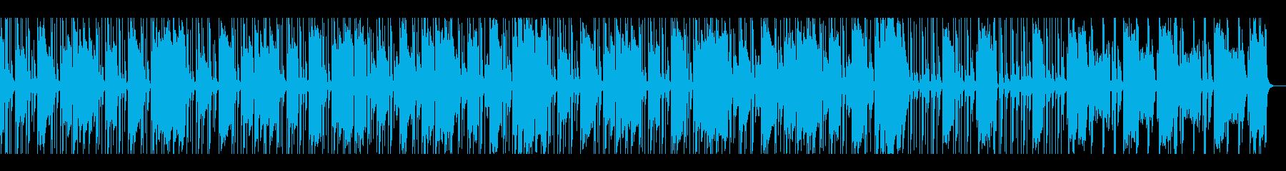まぬけ・ずっこけ・ドジ・なシーンのBGMの再生済みの波形