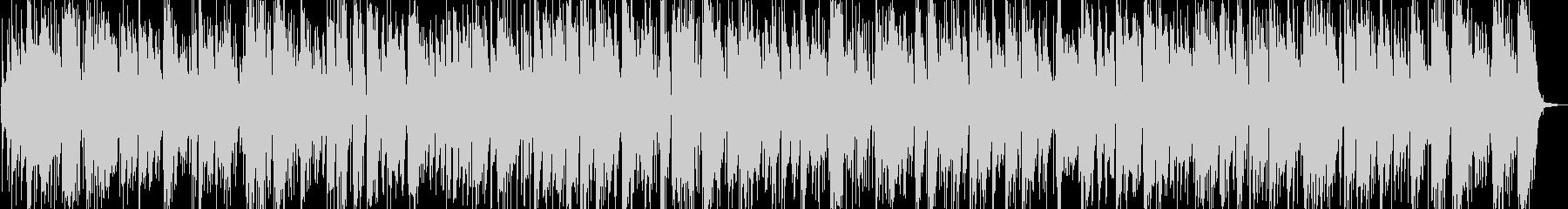 おしゃれかっこいいサックスジャズバラードの未再生の波形