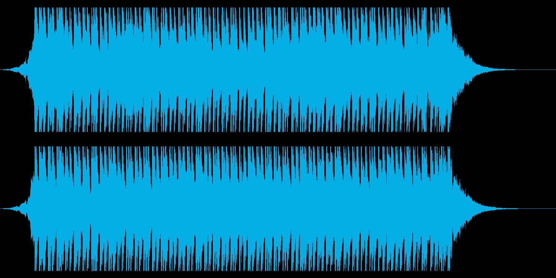 ハッピーサニーデイズ(30秒)の再生済みの波形