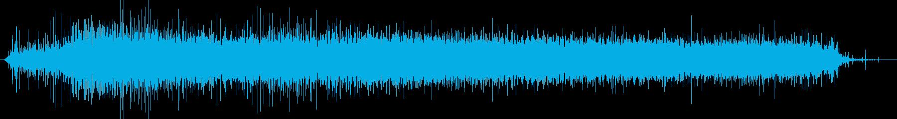 バスルーム シンクフィルロング01の再生済みの波形
