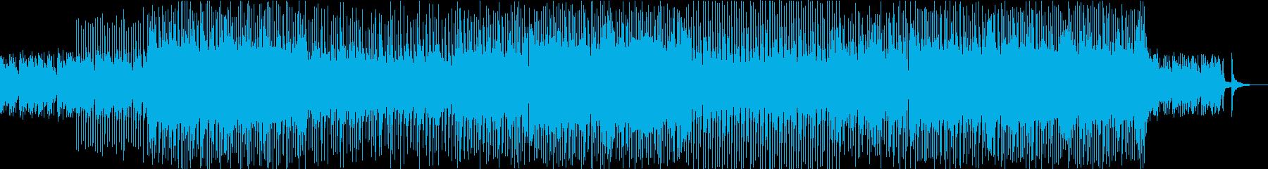 生アコギ/明るい/爽やか/ピアノBGM3の再生済みの波形