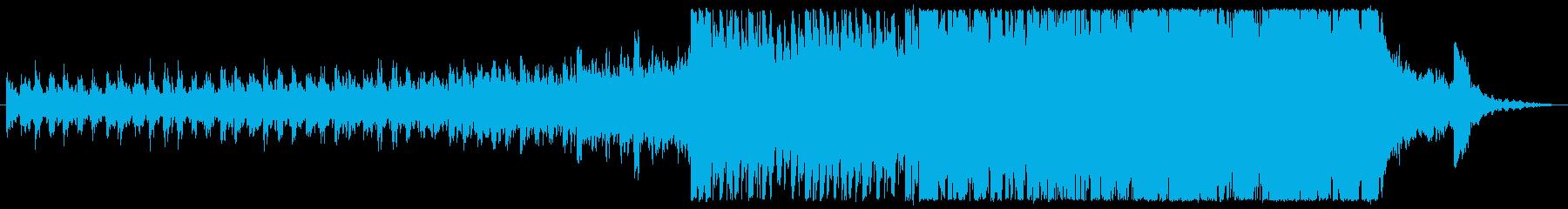 エレクトロ 交響曲 アクティブ 明...の再生済みの波形