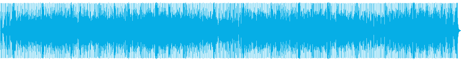 心が洗われるエレピのおしゃれなポップ曲の再生済みの波形
