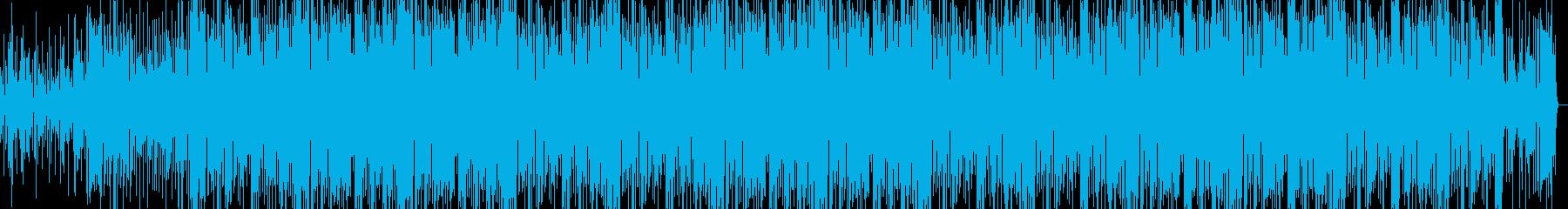 ラテン。静けさ。ポジティブ、ハッピ...の再生済みの波形