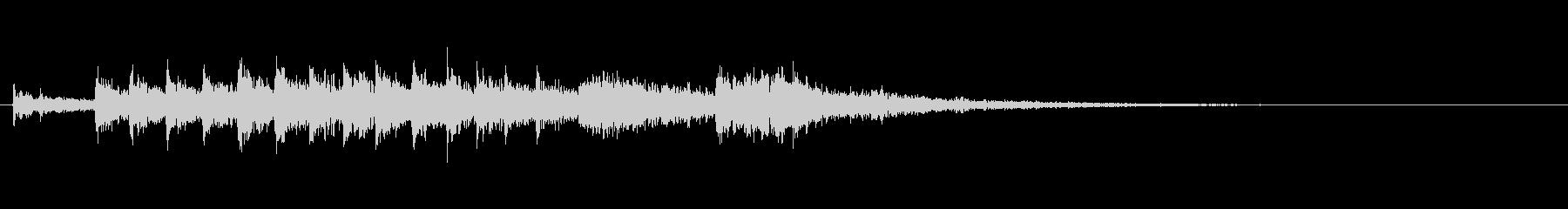 ハロウィン/ホラーの不気味な笑い声!02の未再生の波形