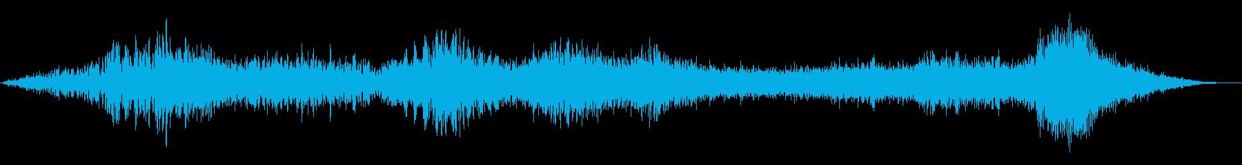 REVERB 2 Alien&Sp...の再生済みの波形