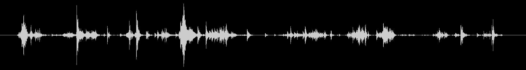 お金 コインビッグサーチ05の未再生の波形
