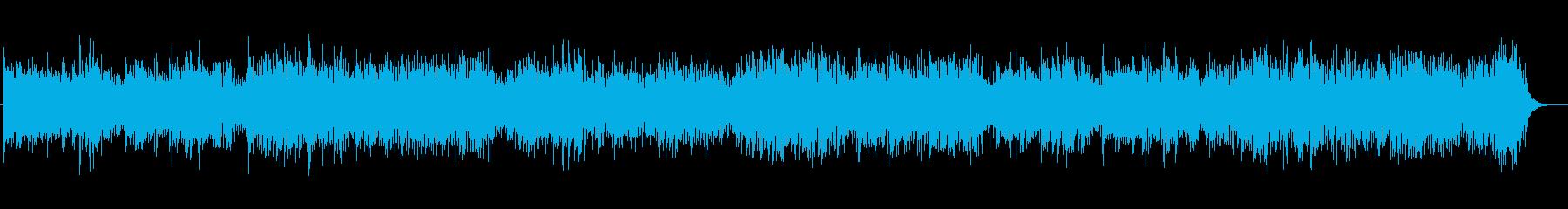 爽やかな疾走感 感動系カントリー生演奏の再生済みの波形