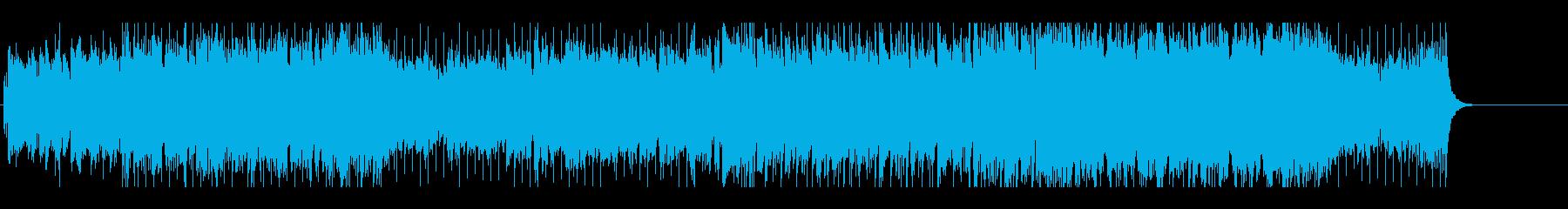 都会 ディスコ 挑戦 スピード スリルの再生済みの波形