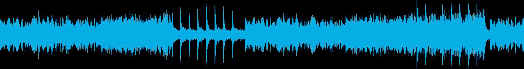 オルゴールFFクリスタル昔話神話の再生済みの波形