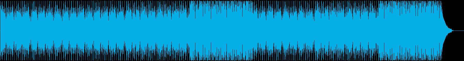 企業VP 優しい・癒し ピアノメインの再生済みの波形
