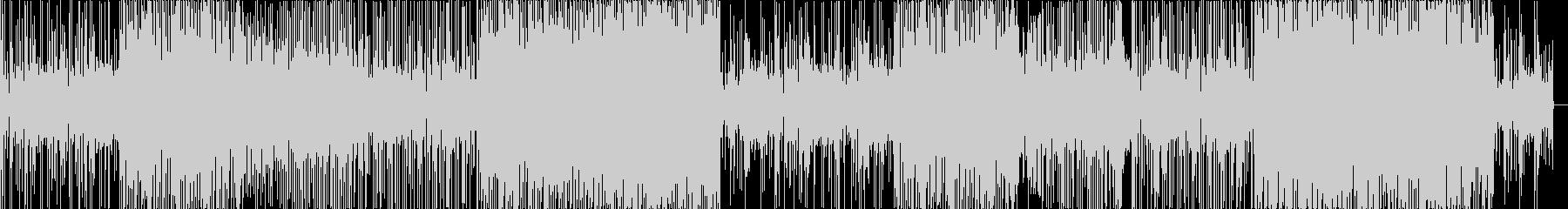 三味線、和風、エレクトロ、凛、モダンLの未再生の波形