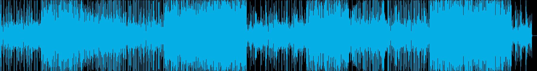 三味線、和風、エレクトロ、凛、モダンLの再生済みの波形