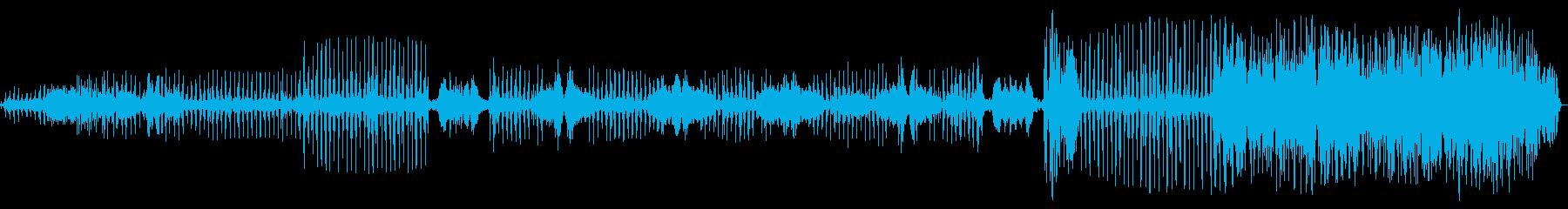 ラジオスキャン2 2の再生済みの波形